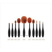 schoonheid make-up borstel cosmetica set