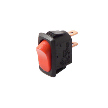 2 Position Automotive Rocker Switch met LED-verlichting