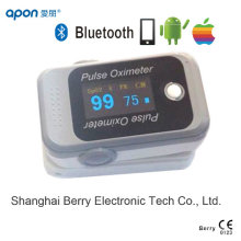 Pulse Oximeter SpO2 Monitor with OLED Screen and Free Analysis Software