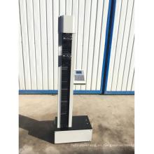 Máquina de prueba de resistencia de unión de mortero con aislamiento térmico