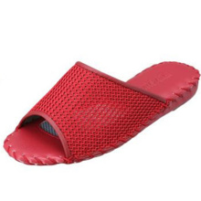 Women Slippers Mesh Upper Pansy Room Wear Indoor Slippers