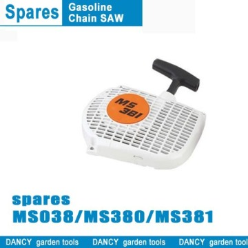 Gasoline chainsaw spares MS038 MS380 MS381 easy starter