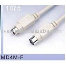 MINI DIN EXTENSION CABLE