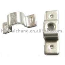 Suporte de fabricação de chapas metálicas para estampagem de peças de metal
