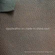 High Qaulity Breathable PU Furniture Leather (QDL-FB0040)