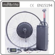 MOTORLIFE / OEM marca 2015 VENDA QUENTE CE passar 48 V 1000 w kit bicicleta elétrica