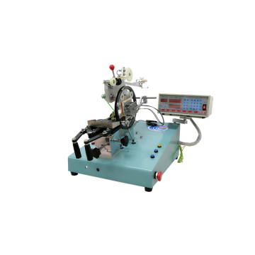 8 inch  Thick wire side slip ring winding machine
