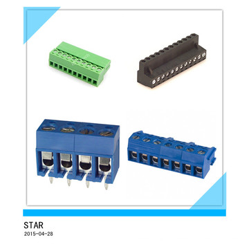 China Fabrik Maunfacture Wire Connector Terminal Block