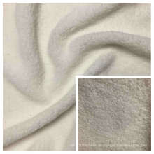 Feinkörniges Fleecegewebe aus 100% Polyester