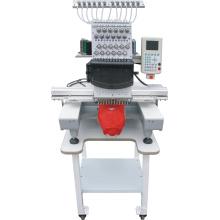 Una cabeza 15 colores Swm máquina de bordado Precio China con función de lentejuelas