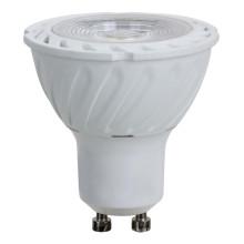 LED COB lámpara GU10 mazorca 6W 450lm AC175 ~ 265V