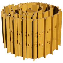 Conjunto de cadenas de cadenas para excavadoras y bulldozer