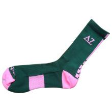 Мужчины Женщины Цвет нейлоновые спортивные носки для клуба (NT-1)