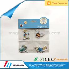2015 рекламных подарок волшебный магнит установить бумажный магнит милый холодильник магнит для удовольствия