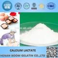 L + lactate de calcium