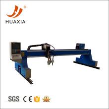 Usado extensamente máquina de corte do plasma do pórtico do CNC