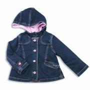 Warm Comfortable Cute Padding Children's Jacket, Fit For 2 to 14yrs Old, Various Colors Available