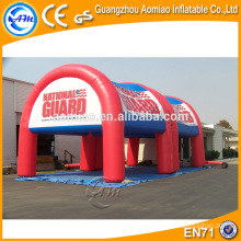 Big event tent, inflatable tunnel, inflatable misting tent outdoor