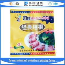 Embalagem de alimentos congelados Sacos plásticos