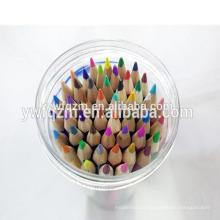 Cheap promoción lápiz de color de madera