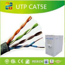 Kupfer / CCS-Leiter Standard-Cat5e-Netzwerkkabel
