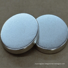 Custom Disk Segment NdFeB Neodymium Magnet of Competitive Price