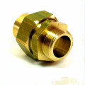 OEM CNC Penggilingan Machined Brass Turning Parts