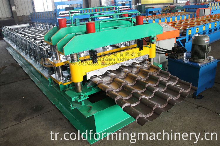 Glazed Wall Tiles Machine