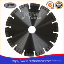 Diamond Cutting Blade: 180mm Laser Saw Blade with Turbo Segments