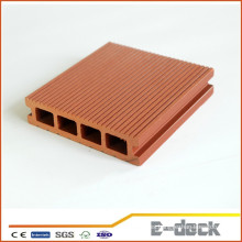 Revestimiento de suelo para exterior de madera de plástico compuesto WPC Wall Cladding