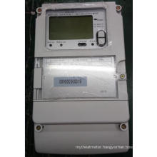 Three Phase Multi Function Active and Reactive Energy Meter
