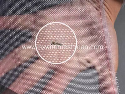 HDPE fly insect net
