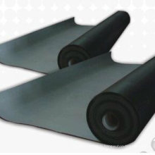Matériau de toiture / feuille d'imperméabilisation flexible / EPDM imperméable (épaisseur de 1.5mm)