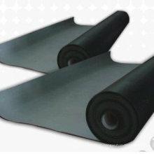 O material de telhado / folha Waterproofing flexível / EPDM Waterproof (espessura de 1.5mm)