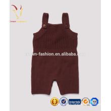 Farben 100% Cashmere Baby Hosen / Baby Jumpersuit / Baby Winter Hosen
