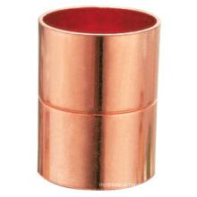 Acoplamento em cobre