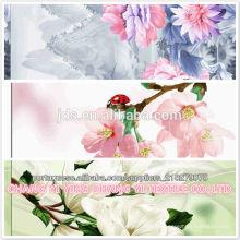 Tissu de promotion polyester imprimé