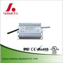Le courant constant constant du type constant de curernt d'UL de la CE 1400ma 65w a mené le transformateur
