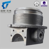 TS16949 ISO9001high quality hydraulic cylinder component Machined castings