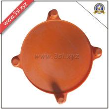 Tampões protetores da flange plástica da anti corrosão usados na válvula (YZF-H151)