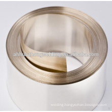BVAG-0 PURE SILVER BRAZING ALLOYS WELDING FOIL FILLER METAL
