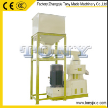 Multifunctional High Quality Palm Fiber Pelletizing Machine/Pellet Press for Wood