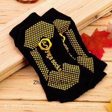 Supplier Customize Open 5 Toe Non-Slip Yoga Sock