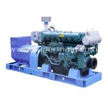 (10-1000kW) générateur électrique de moteur diesel marin