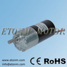 high torque 37mm brushless dc motor electric wheelchair motor 12v