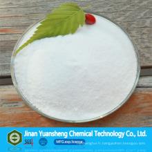 Fournir le sel concret de sodium d'acide gluconique concret de retardeur de catégorie d'industrie