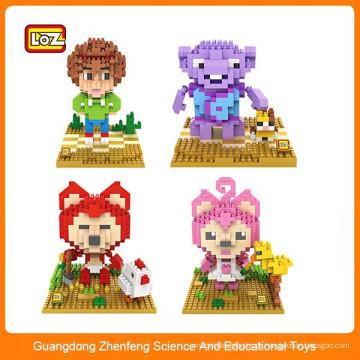 LOZ Pädagogische Spielzeug Kinder Kunststoff magnetische Bausteine für die Förderung