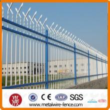 China Valla de acero recubierta de PVC (ISO9001)