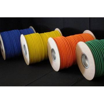 Nuevo cable de goma elástico de llegada