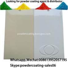 White Color RAL9016 Powder Coating for Aluminium